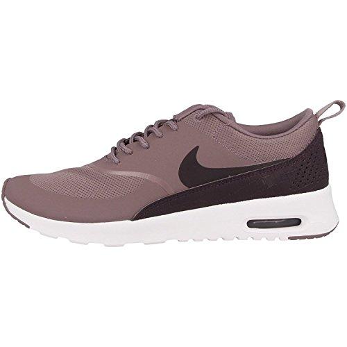 Nike Damen Air Max Thea Violett Mesh/Kunstleder/Leder Sneaker 36,5