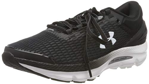 Under Armour Charged Intake 3, Damen Laufschuhe, Schwarz (Black Black), 40.5 EU (6.5 UK)