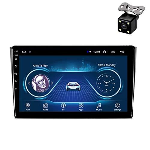 PLOKM Android 8.1 Autoradio Radio para Coche Car Stereo GPS de Navegación Auto para Mazda CX-9 2006-2016 con WiFi Bluetooth Soporta Mirror Link SWC Mirror Link