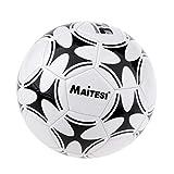 Hellery Balón de Fútbol de Fútbol Oficial 3 para Interior Al Aire Libre Y de Red