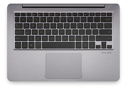ASUS 90NB0CJ1-R31GE0 refacción para Notebook Carcasa Inferior con Teclado - Componente para Ordenador portátil (Carcasa Inferior con Teclado, Alemán, Retroiluminación de Teclado, UX310UA)