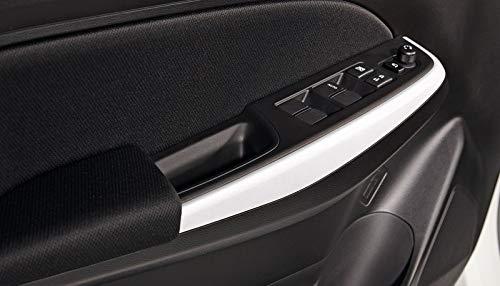 Original Suzuki Dekor Vordertür innen für Suzuki Swift in verschiedenen Farben (Piano Black)