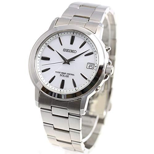 [セイコー]SEIKO 腕時計 SPIRIT スピリット ソーラー 電波時計 SBTM167 メンズ