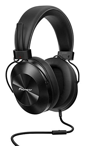 Pioneer Hi-Res Over-Ear Headphones, Black SE-MS5T(K)