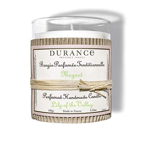 DURANCE Bougie Parfumée Muguet