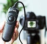 Pixel RC-201/N3 - Cable Disparador Canon 1D Series, Negro