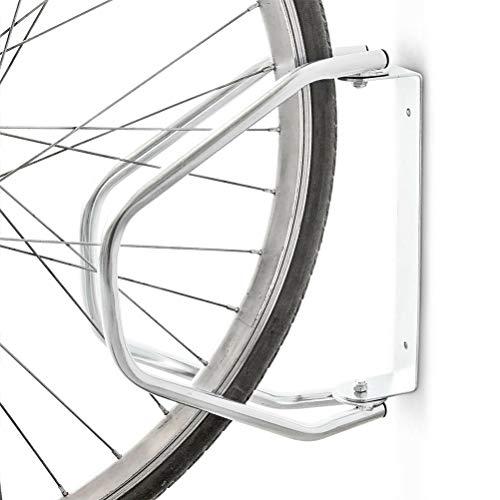 Portabicicletas Soporte para Bicicleta Montado en la Pared Soporte para Bicicleta de...