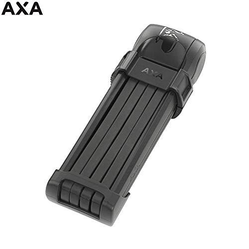 Axa Faltschloss Fold 85 schwarz Länge 85 cm Level 9