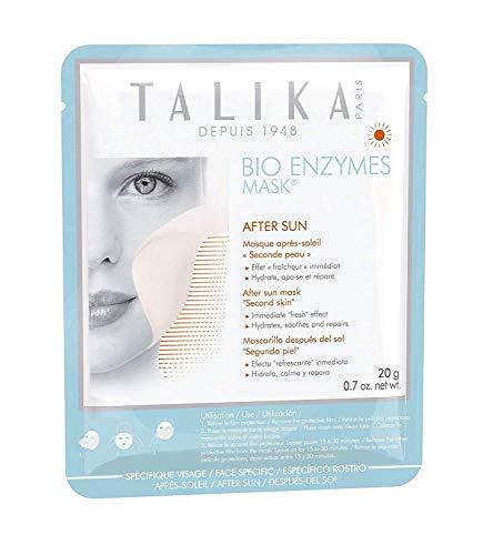 Talika Le Masque en biocellulose après soleil