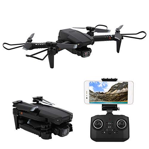 Voluxe Mini Drone, Quadrotor Fijo de Doble Foto de Drone portátil, Mini Quadrotor, Cámara para Tomar Fotos y Video