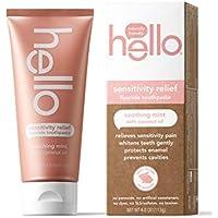 Hello Oral Care Sensitivity Relief SLS Free Toothpaste