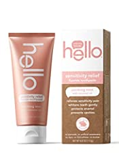Contains 1 - 4oz tube of toothpaste Hello is thoughtfully formulated with high quality ingredients like xylitol, soothing aloe, moisturizing coconut oil and a silica blend that gently polishes teeth. no dyes, artificial sweeteners, sls, artificial fl...