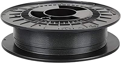 Czech-Made PETG, Slate Silver, ? 1.75 mm, 0.5 kg Spool, 3D Printing Filament from Filament PM
