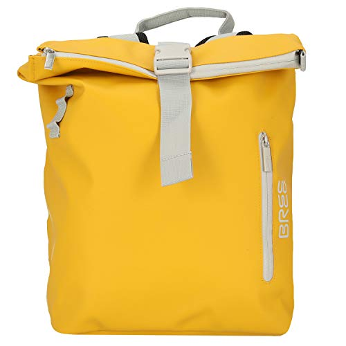 Bree Unisex Pnch 712 Backpack S Messenger Bag 14 x 36 x 30 cm Yellow Yellow (Mayblob)