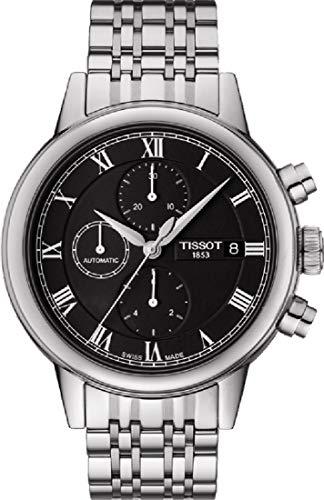 Tissot Carson Automático Cronógrafo Reloj para Hombre t085.427.11.053.00