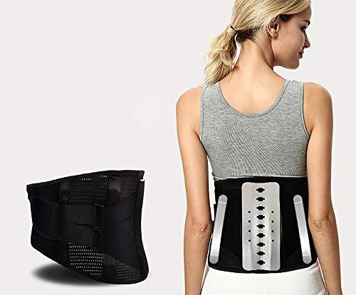 ZWMM Schulter RüCken Geradehalter Zur Haltungskorrektur Damen Multifunktionale Zur Reduzierung Der Taille Druck Unisex Einstellbar Unterstützung