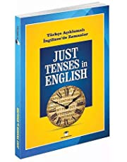 Just Tenses in English