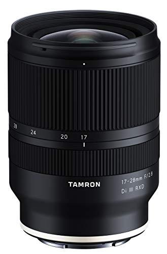Tamron 17-28mm f/2.8 for Sony Full Frame E Mount