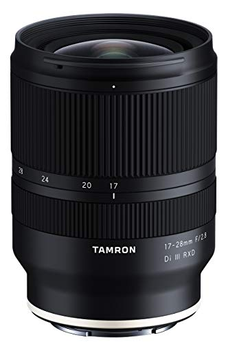 Tamron 17-28mm f/2.8 for Sony Full Frame E Mount