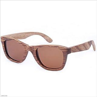 نظارات Cat Eyes Wooden Sunglasses Handmade UV Protection Sunglasses Beach Driving Vacation Fishing Party for Men نظارات ال...
