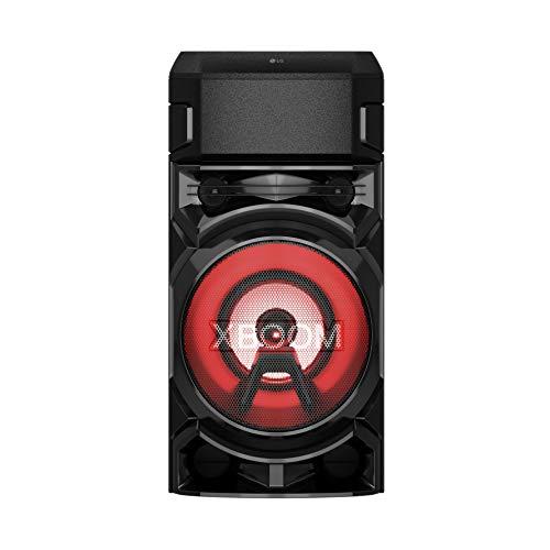 LG Speaker RN5 XBOOM, Bluetooth, Bass Booster, LED Strobe, Karaoke Creator