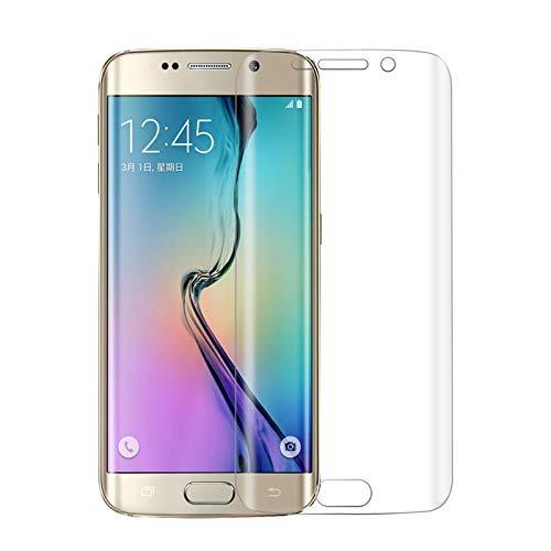 Zhangl Protector de Pantalla de teléfono móvil Película de Pantalla TPU Suave a Prueba de explosiones de 0,1 mm para Samsung Galaxy S6 Edge Protector de Pantalla