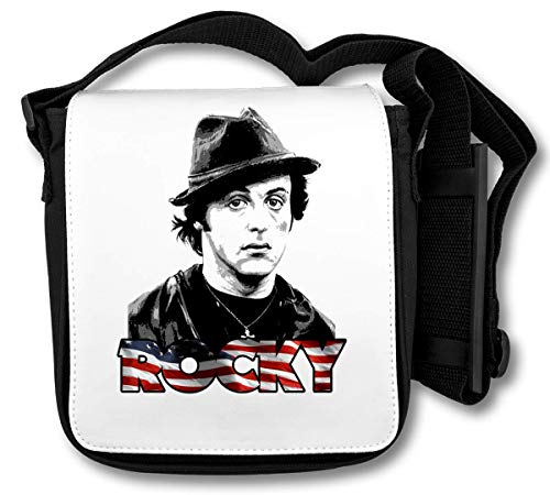 Rocky Balboa Flack USA Schultertasche