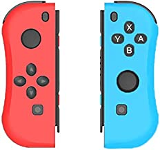 Railay NS Switch Joy Pad Controllers-Left and Right Controllers for Switch as a Joy Con Controller Replacement