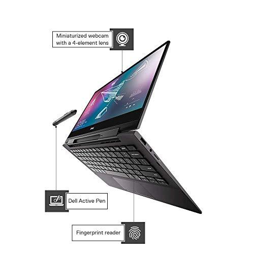 Dell Inspiron 7391 13.3-inch Laptop (10th Gen i7-10510U/8GB/512GB SSD/Windows 10/Integrated Graphics), Black