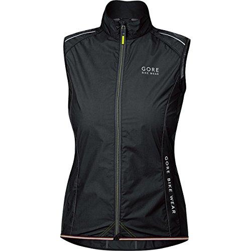 Gore Bike Wear Femme Puissance comme Lady Gilet d'alimentation comme Lady Gilet, Femme, Noir, 6