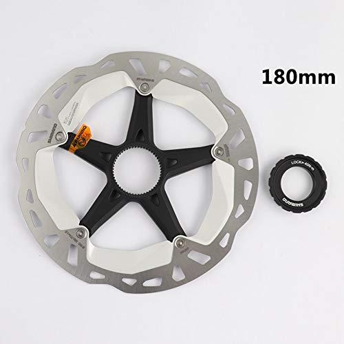 BGGPX / Apto para Shimano/Apto para Deore XT RT Mt800 Rt-Mt800 Disco de Freno Centerlock Disco Rotor Bicicletas de montaña Disco Rotor 160Mm 180Mm 203Mm