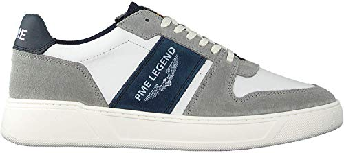 PME Sneaker Low Flettner Weiss Herren - 42 EU