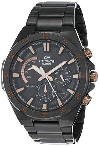 Casio Analog Black Dial Men's Watch-EFR-563DC-1AVUDF (EX489)
