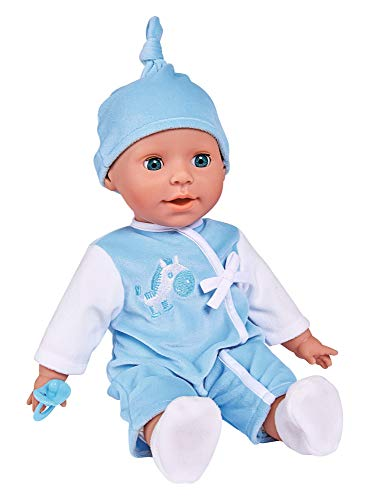Simba 105140178 Laura Babysprache Bruder