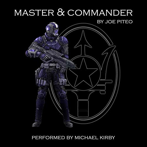 Master and Commander Audiobook By Joe Piteo cover art