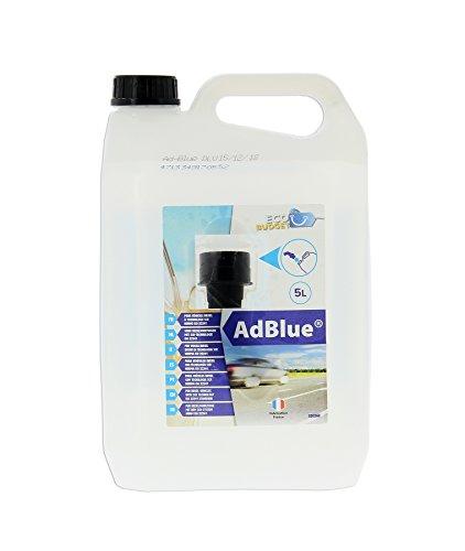 ECO BUDGET 020260 AdBlue avec Bec bidon de 5 litres
