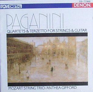Quartett und Terz.für Gitarre und Streicher