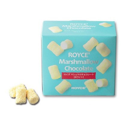 ロイズ『マシュマロチョコレート ホワイト』
