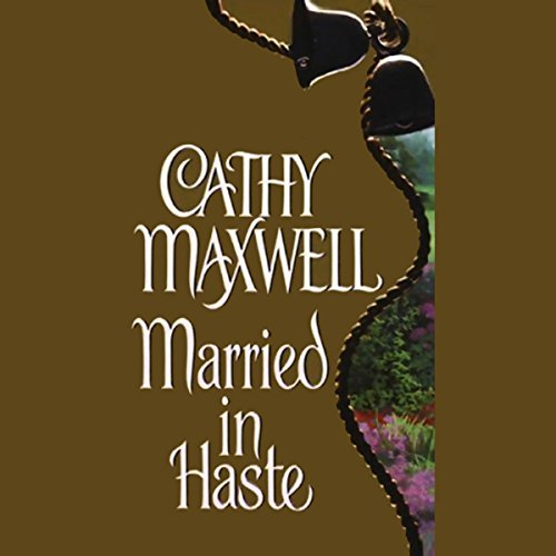 Married in Haste audiobook cover art