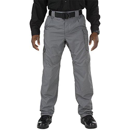 5.11 Tactical Men's Taclite Pro EDC Pants, Storm, 34-Waist/30-Length