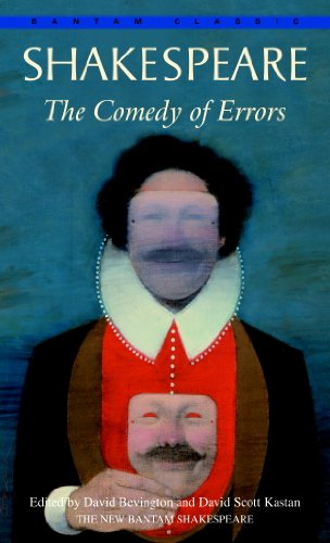 The Comedy of Errors (Bantam Classic) (English Edition)