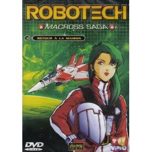 Robotech - Macross Saga, Vol. 3 : Retour à la maison