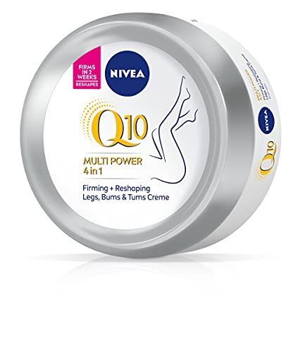NIVEA Q10 Firming Body Cream (300ml), Hydrating Firming Body Lotion with...