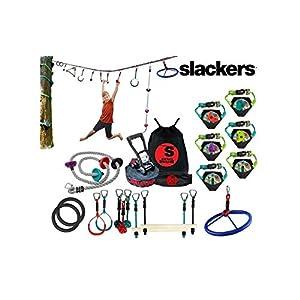 Slackers Extreme Ninjaline Kit (30′ & 50′ Varieties) (50′)