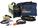 CANAWELD TIG P 201 DC Made in Canada, TIG welder, Stick welder, 200 Amp, Ability to Select between 120 V & 240 V, Stainless Steel, Pulse welder, 3 years warranty