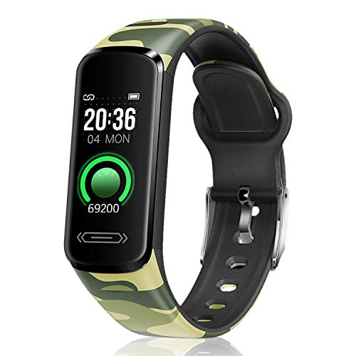 CanMixs Fitness Tracker Watch fo...