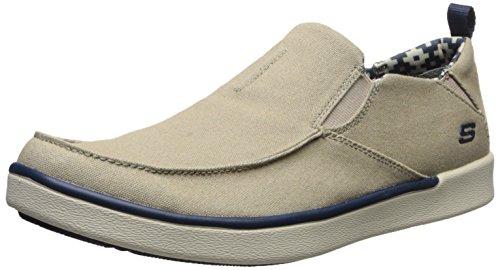 Skechers Skechers USA Men's Boyar Lented Slip-on Loafer, Tan, 13 M US