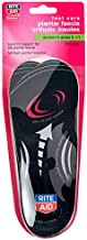 Rite Aid Women's Insoles for Plantar Fasciitis, 1 Pair - Sizes 5-11   Orthotic Inserts for Women   Plantar Fascia Shoe Inserts   Ball of Foot Cushion   Arch & Heel Support   Gel Insoles for Women