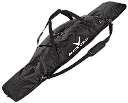 Black Crevice Snowboardtasche, schwarz, 170 cm