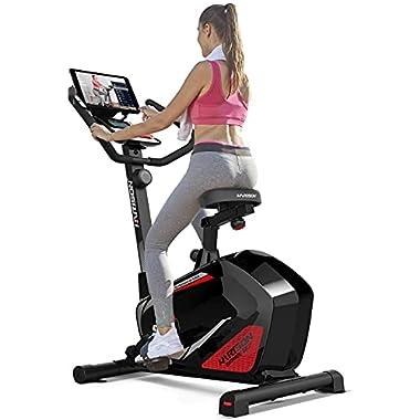 HARISON Exercise Bike Stationary Magnetic Resistance-...